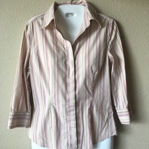 American Eagle blouse top size small